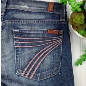 7 For All Mankind Jeans - FINAL PRICE 3 DAYS    7 For All Mankind Dojos B050